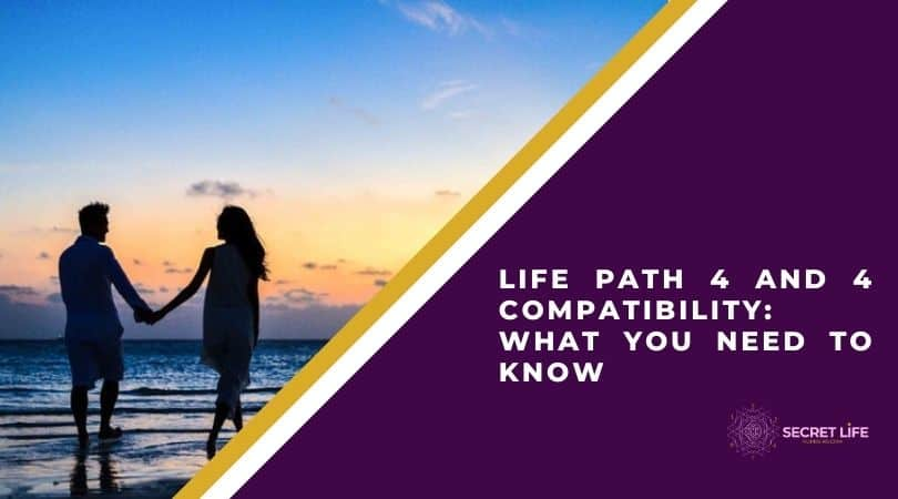 Life Path 4 And 4 Compatibility: What You Need To Know Imagee
