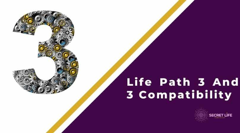 Life Path 3 And 3 Compatibility: Is Another 3 The Perfect Match? Image
