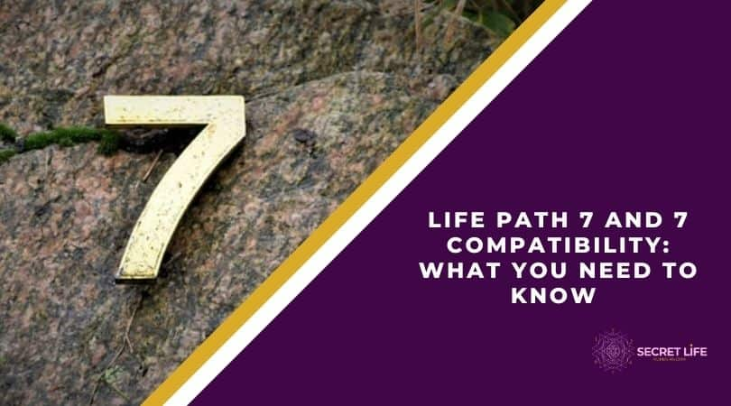 Life Path 7 And 7 Compatibility: What You Need To Know Image