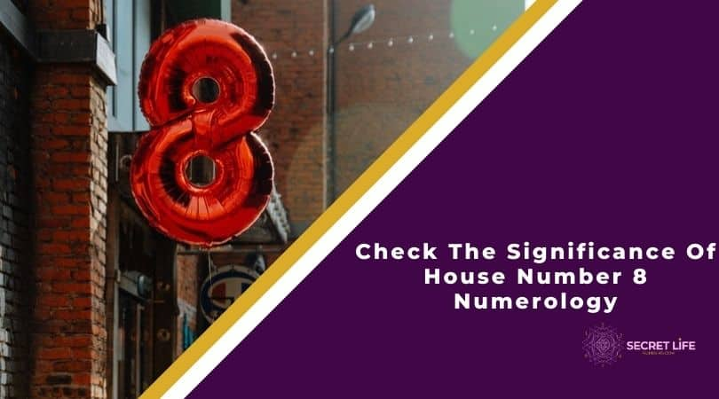 Check The Significance Of House Number 8 Numerology Image